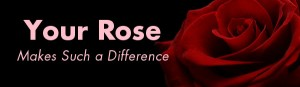 Rose Sponsor graphic photo
